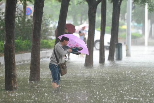 专家:目前看京津冀本轮强降水并不罕见
