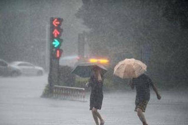 京津冀等地将现今年入汛以来最强降雨