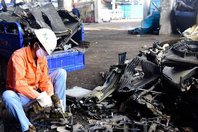 发改委:拟鼓励整车生产企业回收旧零部件用于再制造