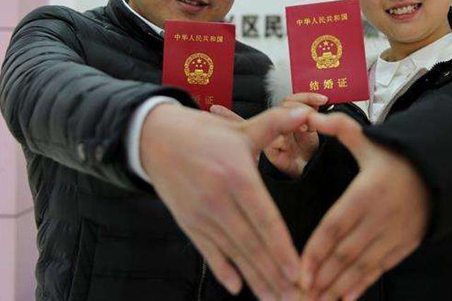 民政部全国妇联印发指导意见:强化结婚颁证仪式感