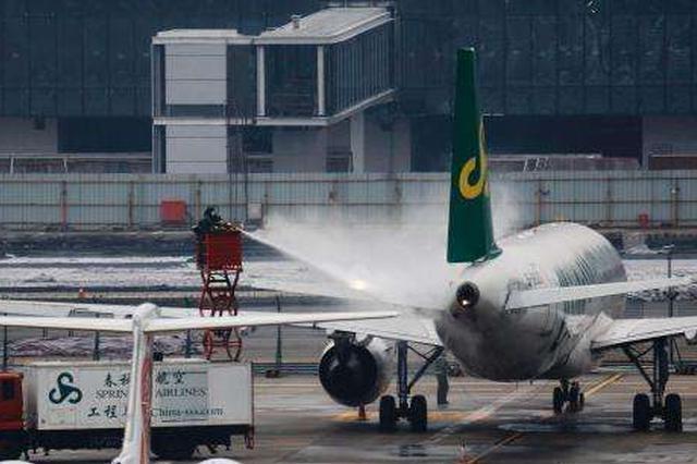民航局:8月旅客运输量较上月回升8.5%