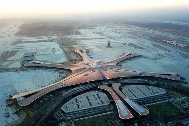 京津冀空地联运新标杆!大兴机场固安城市航站楼今天启用