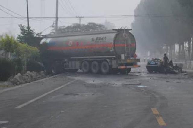 河北通报昌黎致3死交通事故调查报告 追责相关职能部门