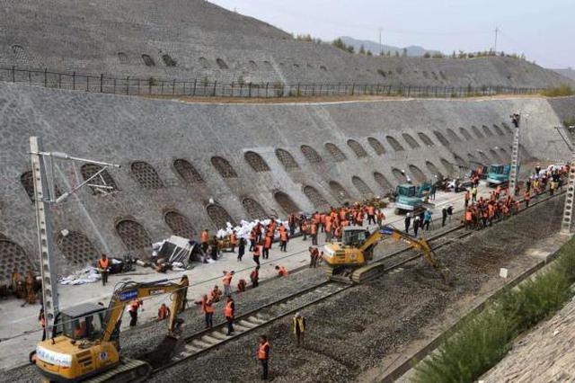 """唐呼铁路线枢纽疏解改造工程收官 打通能源""""国内大循环""""瓶颈"""