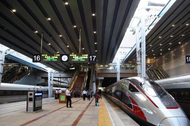 铁路国庆黄金周运输今日启动 预计发送旅客1.08亿人次