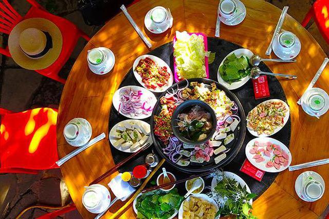 节日餐饮应吃出文明