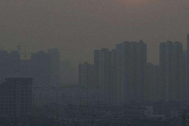 京津冀地区遭遇入秋以来第一场雾霾