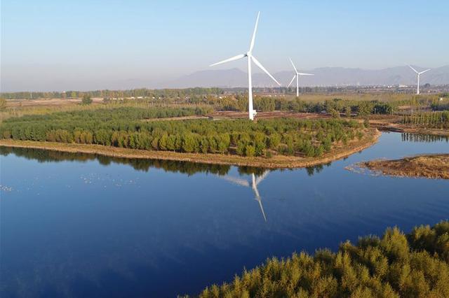 河北怀来官厅水库国家湿地公园正式开园