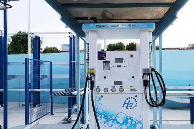 河北高碑店→北京新发地,将添氢燃料电池汽车果蔬物流运输线