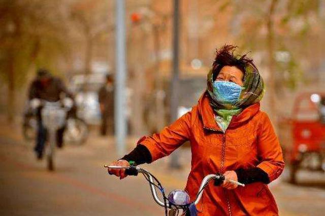 """较强冷空气继续影响北方地区 台风""""沙德尔""""影响南海"""