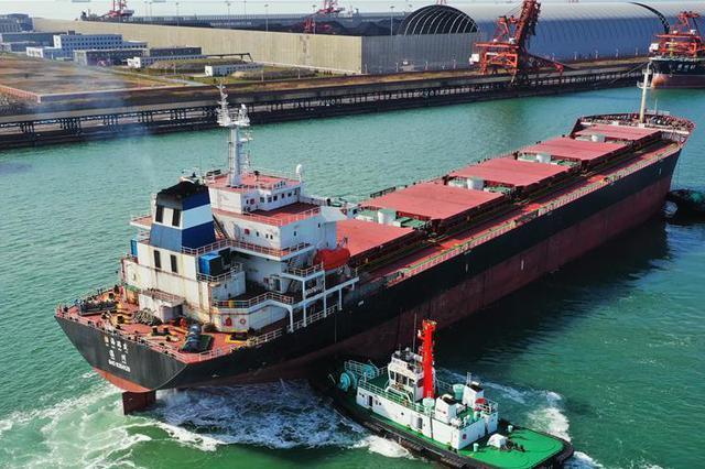 河北曹妃甸港区前三季度煤炭吞吐量同比增长4.3%