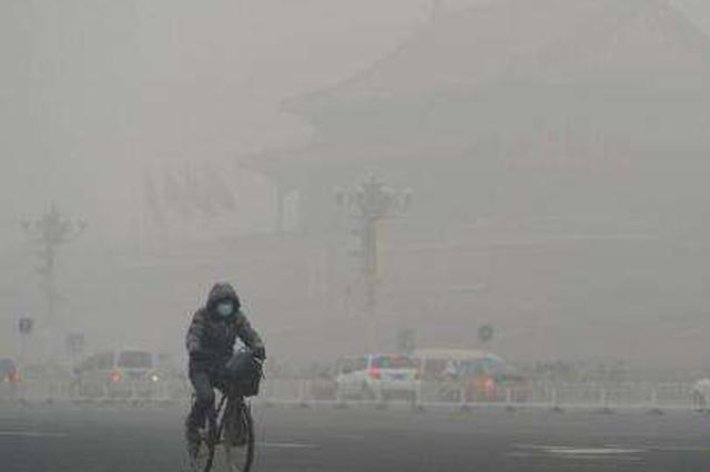 河北又遭重污染天气:供暖锅炉启炉时额外增加污染物排放量