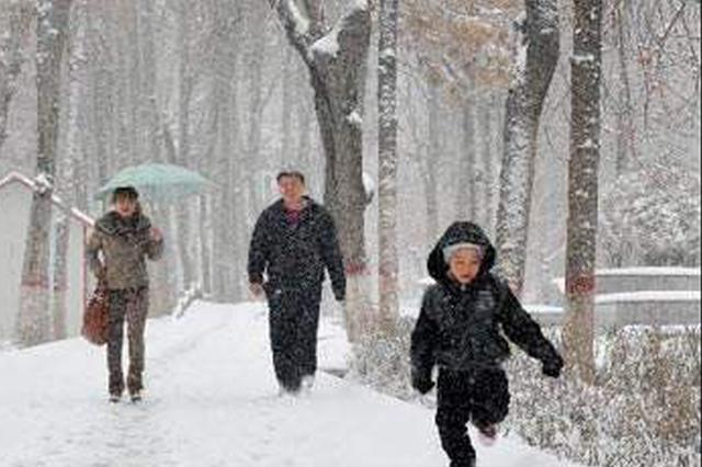暴雪橙色预警:黑龙江东南部、河北北部等地有大到暴雪