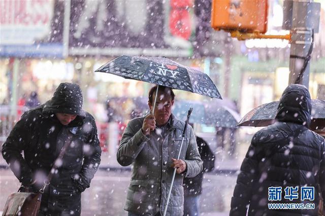 新一波雨雪即将上线,大风降温又来!