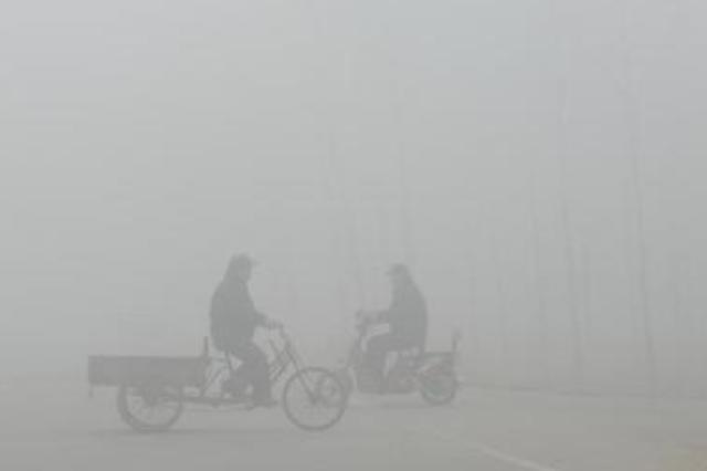 河北:10至12月各设区市重度及以上污染天数平均控制在4天以内