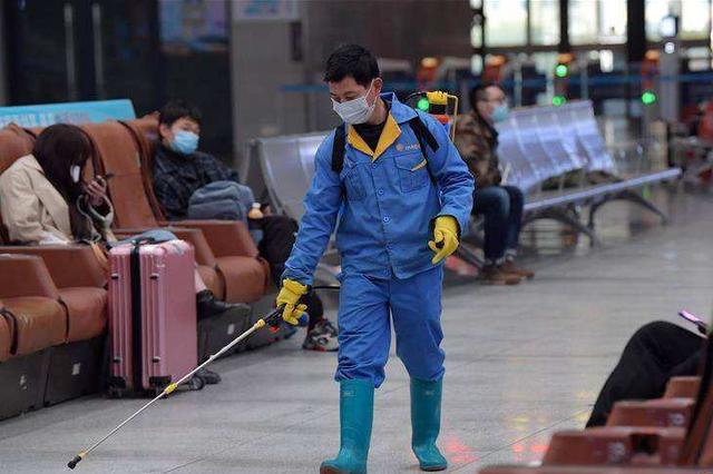 交通运输部:交通场站100%消毒、检测乘客体温