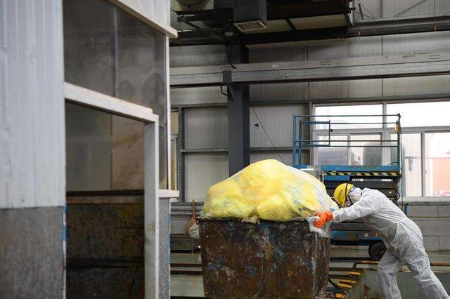 生态环境部:全国医疗废物基本得到妥善处置