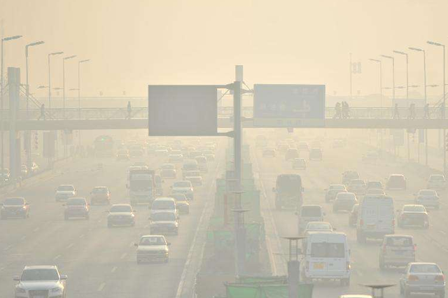 生态环境部:5-6日京津冀及周边部分城市或现重污染过程