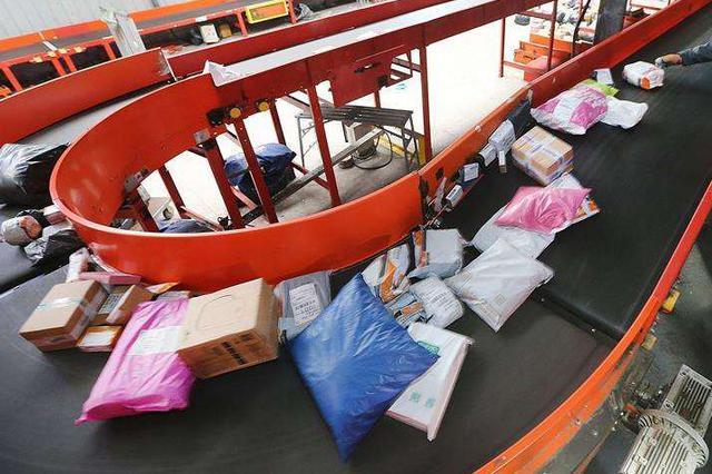 国家邮政局:预计12月快递业务量超90亿件 同比增36.7%
