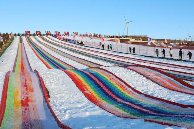 走进雪场 感受冰雪运动的魅力
