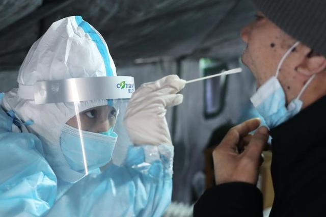 石家庄启动全市第二轮全员核酸检测