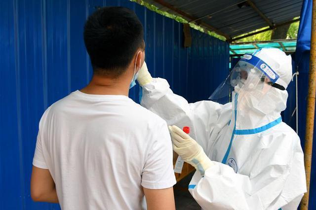 河北省新增40例本地确诊病例、26例本地无症状感染者,轨迹公