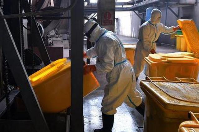 河北:严格禁止医疗废弃物混入生活垃圾处理体系
