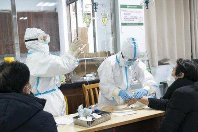 河北乐亭:所有发热人员必须严格落实2次核酸检测,期间严格隔离留观