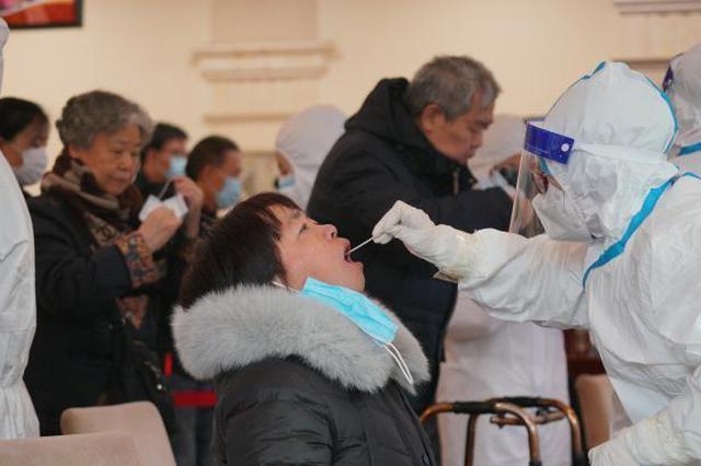 邢台:隆尧新一轮全员核酸检测全部阴性