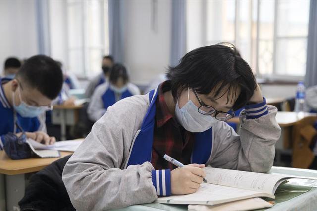 邯郸市教育局发布疫情防控倡议书