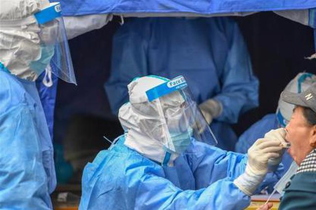 河北南宫开展新一轮全员核酸检测,检测期间继续实行封闭管理
