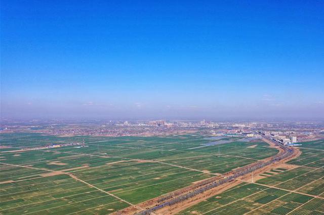 """""""十三五""""时期河北省PM2.5降幅近40%"""