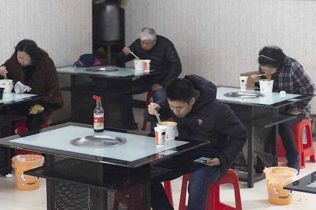 石家庄市恢复餐饮堂食 公共文化场馆和体育馆恢复开放