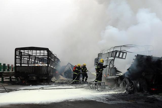 京津冀建立应对危险化学品事故协调联动机制