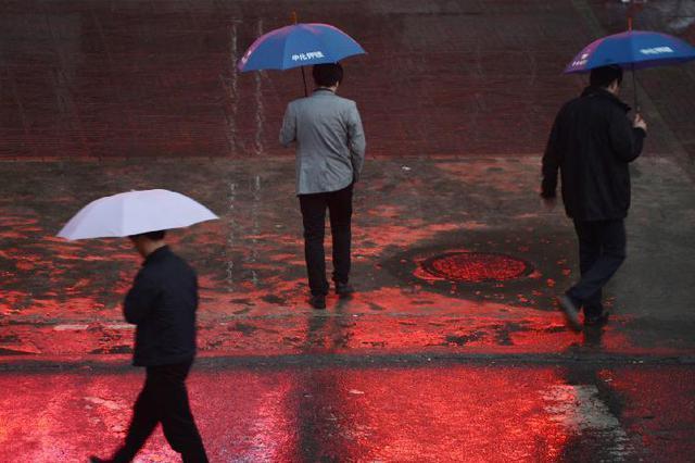 江淮黄淮等地将有强降温 黄淮及以南地区有大范围降水