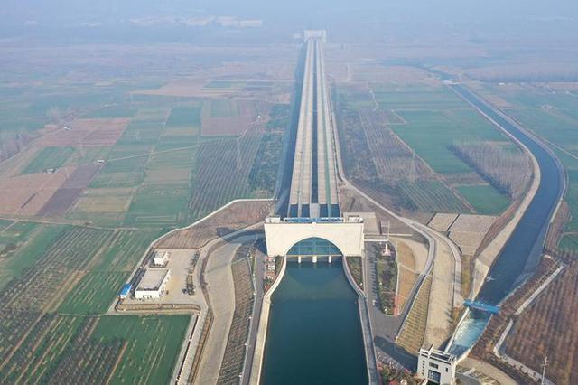 南水北调中线工程向河北供水超百亿方,京津供水各超六十亿方