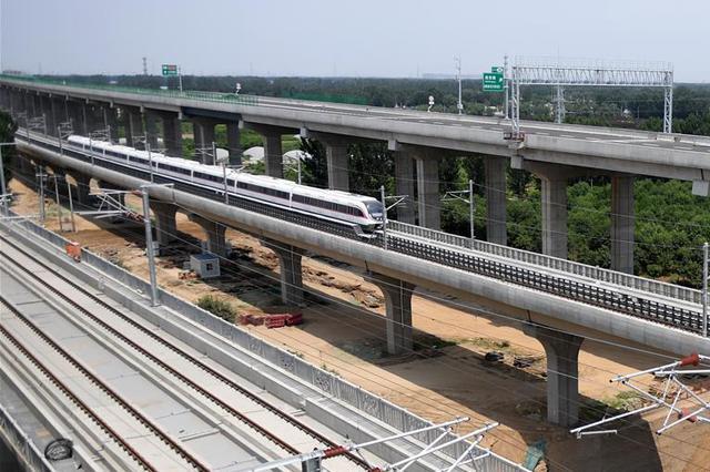 今年将实现京津冀轨道交通乘车二维码互联互通