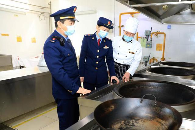 石家庄:开展食品安全检查 保障幼儿用餐安全
