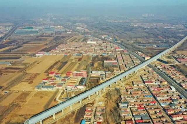 """""""十四五""""河北将对交通基础设施投资6000亿"""