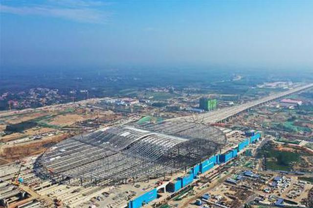 6700多人大会战!京雄高速全线路基工程已完成95.9%