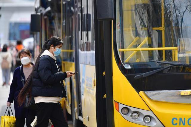 石家莊藁城區今日起24條公交線路恢復運營