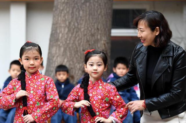 石家庄:小学生校内课后服务启动