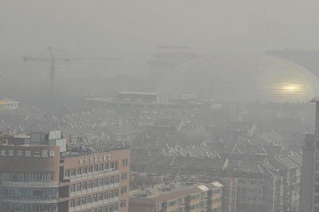 京津冀20日起或有一次新的沙尘天气,威力小很多