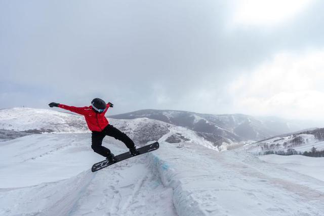 探访冬残奥会国家集训队训练