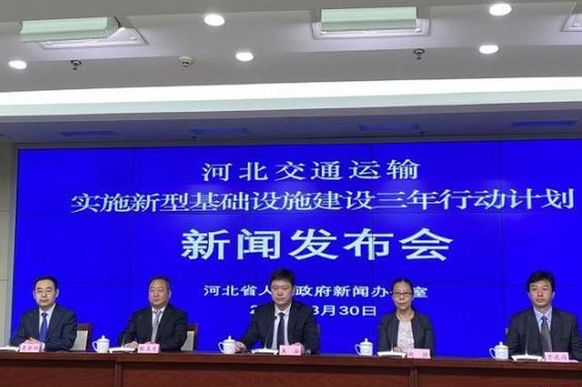 河北出臺交通運輸新型基礎設施建設三年行動計劃