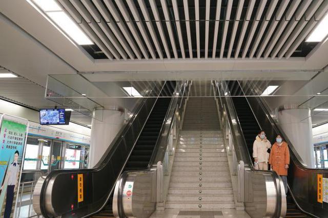 速看!石家庄地铁3号线一期东段及二期车站出入口位置图来了