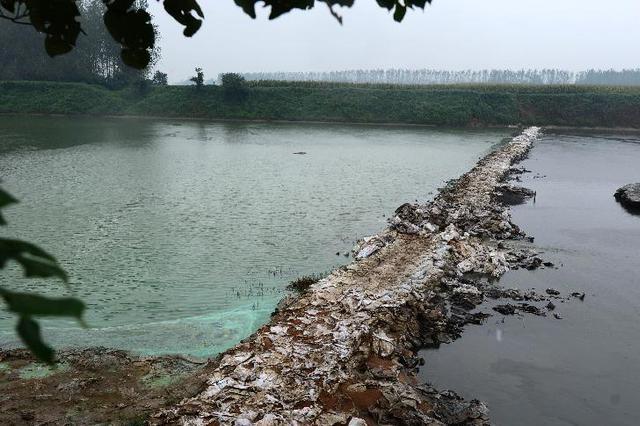 6月底前消除黑臭现象!河北开展农村黑臭水体整治行动