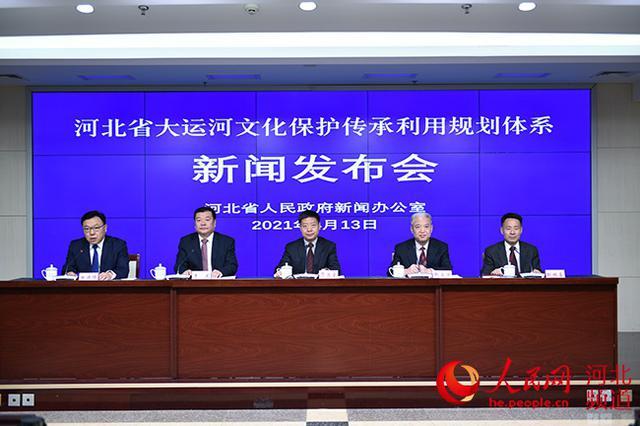 河北省大运河保护传承利用进入全面实施阶段