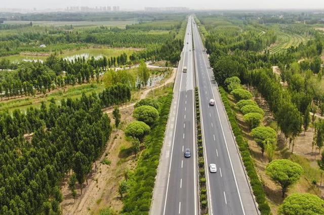 京雄高速北京段实现全线开工,将设互通式立交5座
