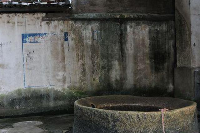 大运河河北故城段河道中央发现唐代古井